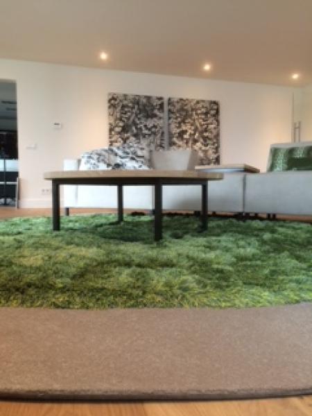 marcant interieurs dit prachtige karpet is een combinatie van een handgeweven kwaliteit met een getufte kamerbreed kwaliteit kortom alle combinaties zijn